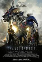 Transformers 4: Ära des Untergangs Poster