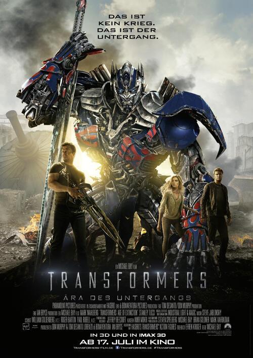Transformers 4 ära Des Untergangs Stream Alle Anbieter Moviepilotde