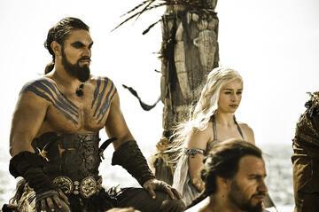 Game of Thrones - Drogo und Daenerys