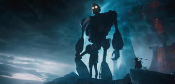 Der Iron Giant in Ready Player One