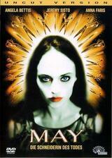 May - Die Schneiderin des Todes - Poster