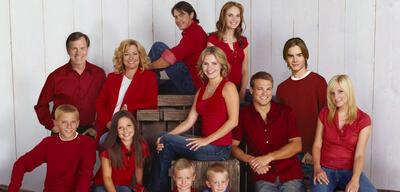 Eine himmliche Familie