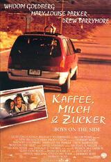Kaffee, Milch und Zucker - Poster
