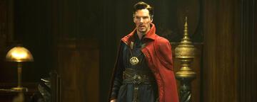 Doctor Strange in WandaVision?