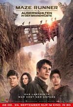 Maze Runner 2 - Die Auserwählten in der Brandwüste Poster