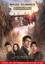 Maze Runner 2 - Die Auserwählten in der Brandwüste - Poster