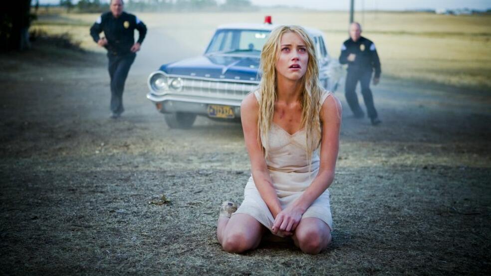 John Carpenter's The Ward mit Amber Heard
