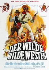 Der Wilde Wilde Westen - Poster