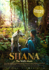 Shana: The Wolf's Music - Poster