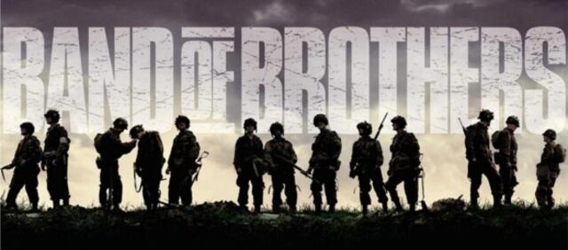 Nachfolger für Band of Brothers & The Pacific