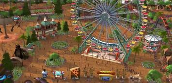 Bild zu:  Rollercoaster Tycoon World