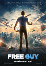 Free Guy - Poster