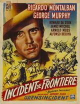 Tödliche Grenze - Poster