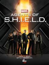 Marvel's Agents of S.H.I.E.L.D. - Staffel 1 - Poster