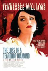 Das Mädchen mit dem Diamantohrring - Poster