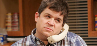 Patton Oswalt in King of Queens