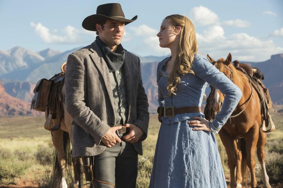 Westworld, Staffel 1 mit Evan Rachel Wood und James Marsden