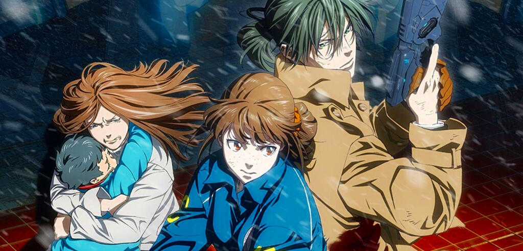 Psycho-Pass: Sinners of the System - Case 1