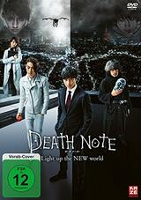 Death Note: Light Up the New World - Poster