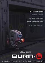 Burn-E - Poster
