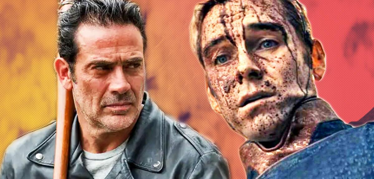 Negan in Superhelden-Serie bei Amazon: The Boys will The Walking Dead-Star