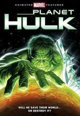 Planet Hulk - Poster