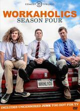 Workaholics - Staffel 4 - Poster