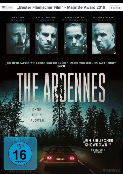 The Ardennes Ohne Jeden Ausweg
