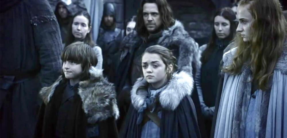 Game of Thrones - Sehen wir in Staffel 7 eine lang erwartete Reunion?