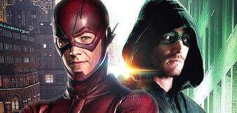 Kehren zurück: The Flash und Arrow