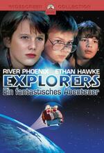Explorers - Ein phantastisches Abenteuer Poster