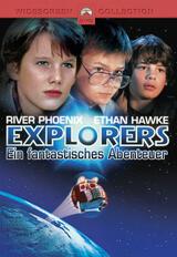 Explorers - Ein phantastisches Abenteuer - Poster