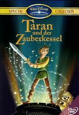 Taran und der Zauberkessel - Poster