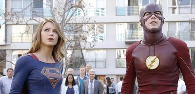 Erwarten Supergirl und The Flash hier schon Joss Whedon?