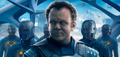John C. Reilly in Guardians of the Galaxy