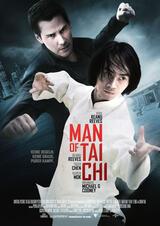 Man of Tai Chi - Poster