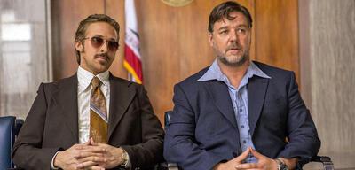 Ryan Gosling und Russell Crowe als The Nice Guys