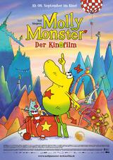 Molly Monster - Der Kinofilm - Poster