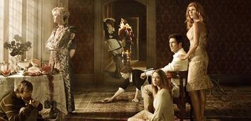 Bild zu:  American Horror Story geht in die vierte Staffel
