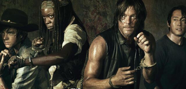 Brandheißer Teaser zu The Walking Dead