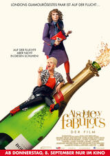 Absolutely Fabulous - Der Film - Poster