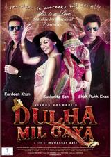 Sag Ja zur Liebe - Dulha Mil Gaya - Poster