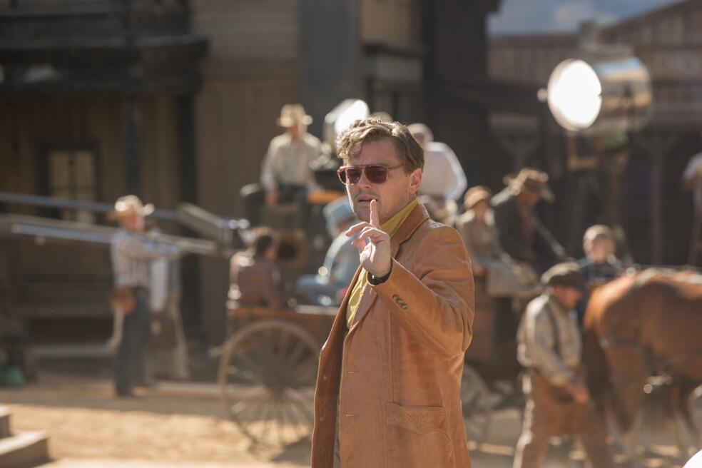 Once Upon a Time... in Hollywood mit Leonardo DiCaprio