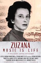 Zuzana: Music is Life - Poster