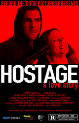Hostage: A Love Story - Poster