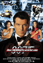 James Bond 007 - Der Morgen stirbt nie Poster