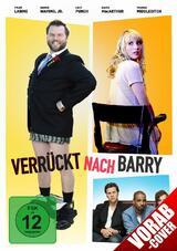 Verrückt nach Barry - Poster