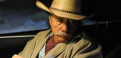 Edward James Olmos in Go for Sisters
