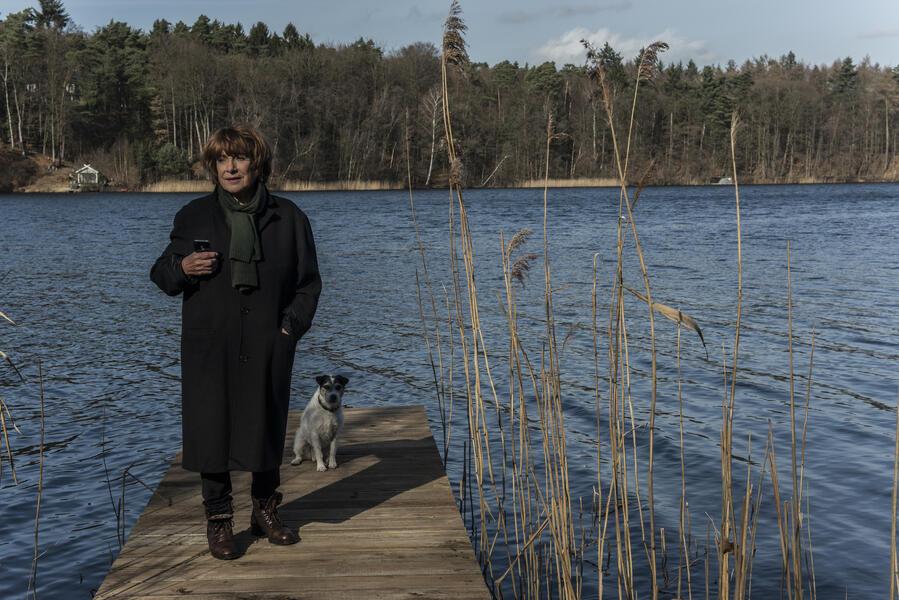 Bella Block: Am Abgrund mit Hannelore Hoger