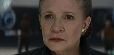 Star Wars: Episode VIII - Die letzten Jedi: Carrie Fisher als General Leia